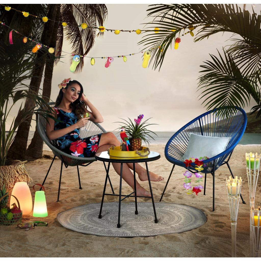 Vrtni stoli za poletje na prostem