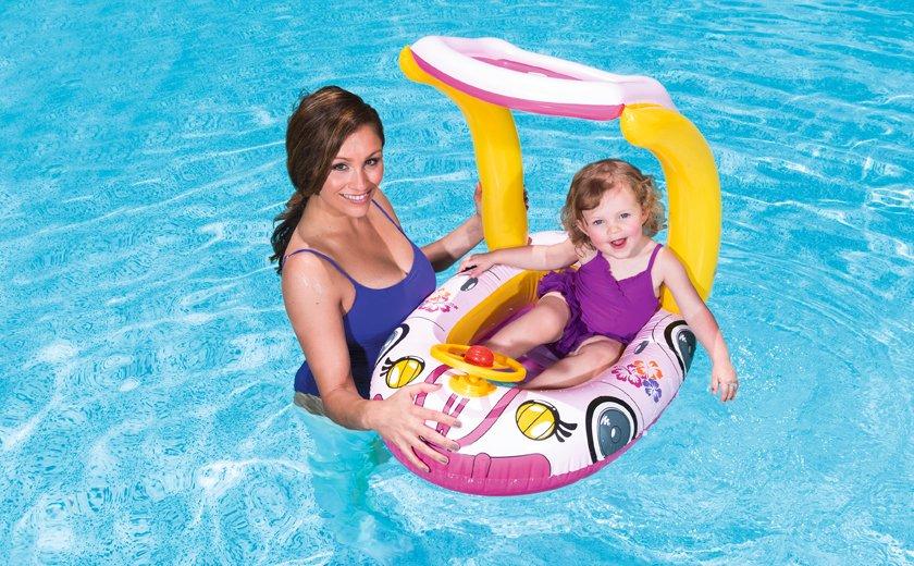 Poletne počitnice napihljiva igrača za v bazen
