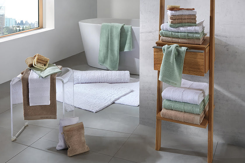 kopalniški tekstil brisače za tuš količina raznobarvno