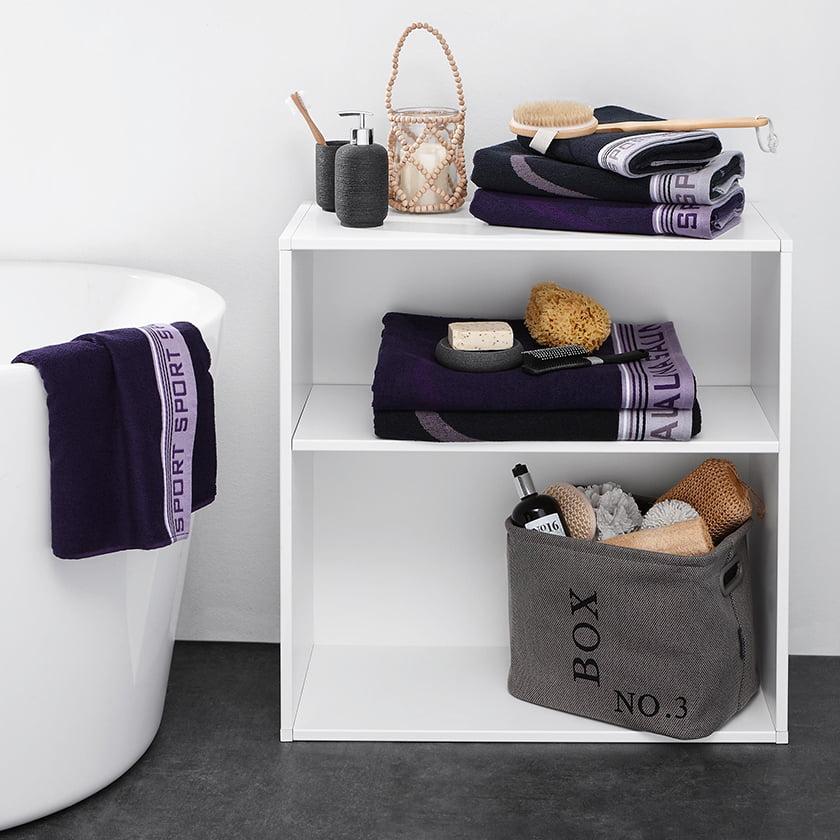 kopalniški tekstil shranjevanje dekor