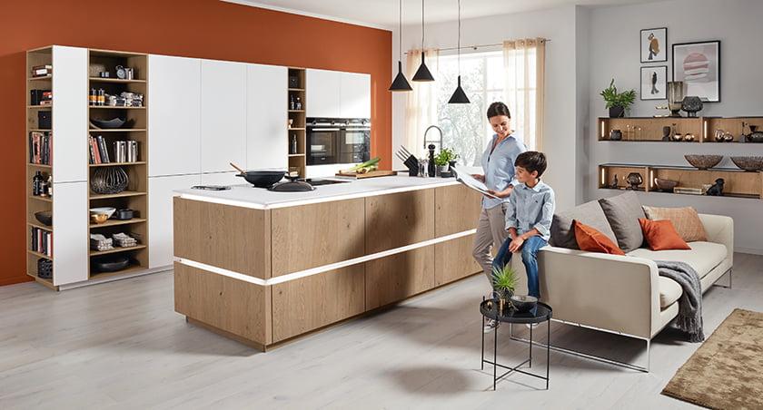 kuhinjski otok bivalni prostor definicija prostora