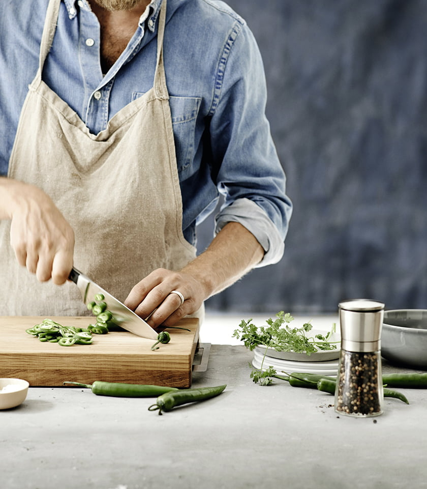 kuhinjski pripomočki deska za rezanje