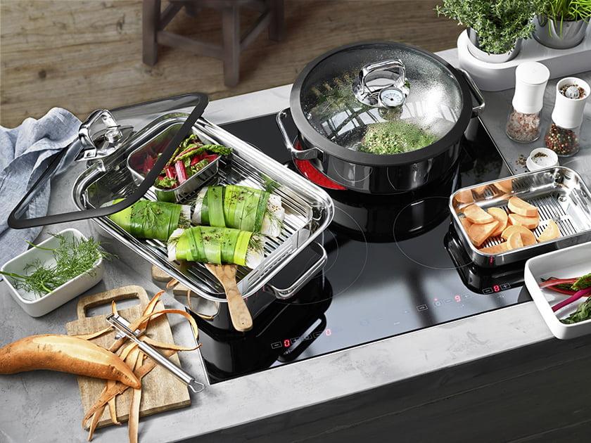 kuhinjski pripomočki posode za kuhanje