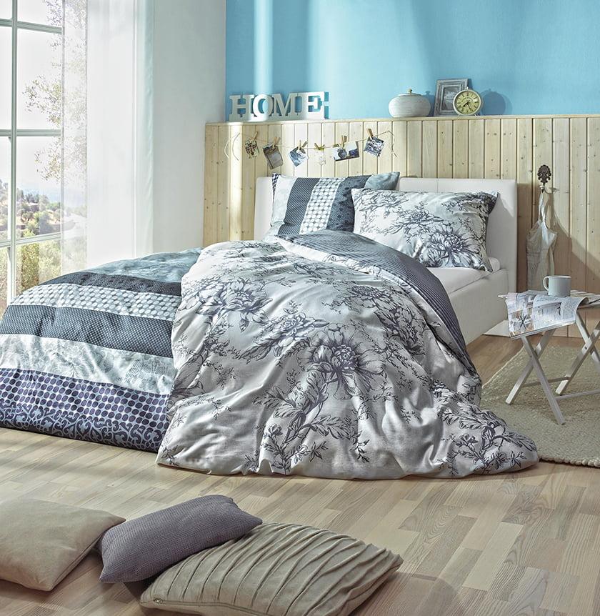 posteljnina neujemajoča svila vzglavniki dekor