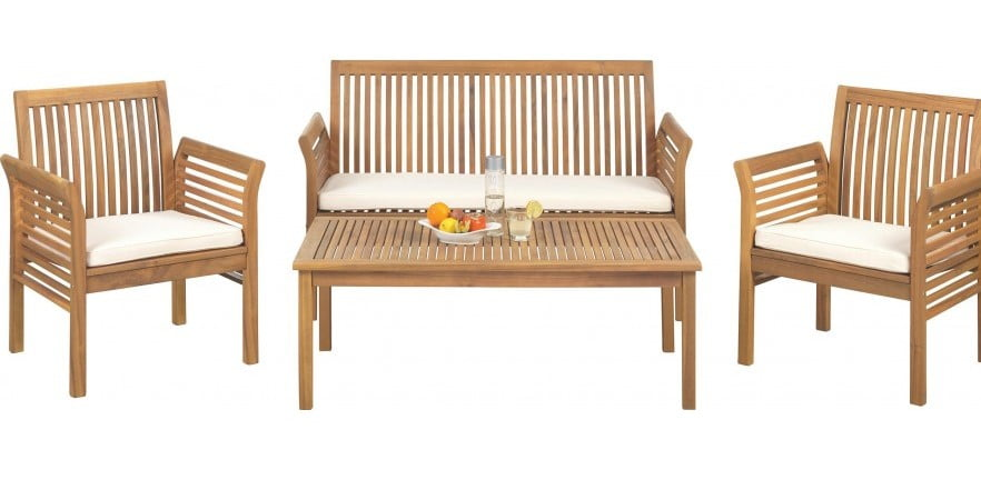 Leseno vrtno pohištvo