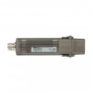 Mikrotik dostopna točka zunanja Metal 52 ac - RBMETALG-52SHPACN - Mikrotik Metal 52ac je zunanja brezžična dostopna točka z gigabitnim mrežnim
