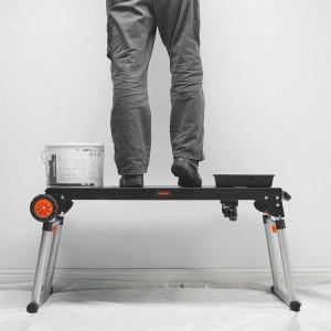 VonHaus delovna postaja 5v1 - to pametno delovno postajo v svojo DIY nastavitev in izkusite prednosti 5 različnih osnovnih potreb delavnic za ceno in prostor
