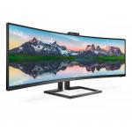 "Philips 49"" Brilliance SuperWide ukrivljen monitor"