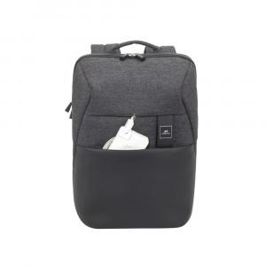 """RivaCase nahrbtnik za prenosnik MacBook Pro in ostale Ultrabooke 15.6"""" 8861 črn - RivaCase Melange nahrbtnik za prenosnik MacBook Pro/Ultrabook 15.6''"""