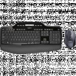 Logitech Wireless Desktop MK710 namizni komplet; SLO gravura - Povezljivost z Računalnikom: brezžična 2.4GHz tehnologija