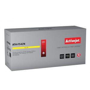 ActiveJet rumen toner HP CF542A - ActiveJet tonerji in črnila predstavljajo visoko kakovosten potrošni material za laserske in Ink-Jet tiskalnike ter