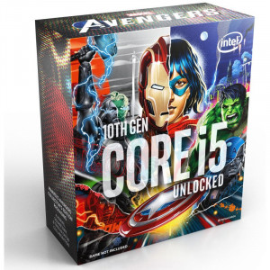 Intel Core i5 10600K BOX procesor - Marvel's Avengers Collector's