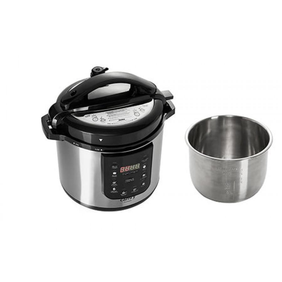 Camry multifunkcijski kuhalnik 1000W - Želite pripraviti okusno kosilo ali toplo večerjo in prihraniti čas. Priporočamo vam kuhalnik Camry CR 6409