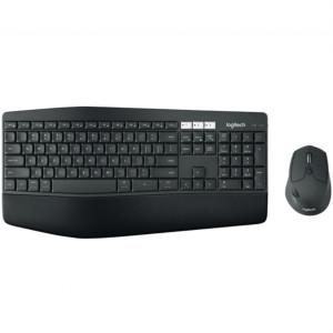 Logitech Brezžični desktop komplet MK850 Unifying SLO gravura - - Brezžična Bluetooth Smart in 2