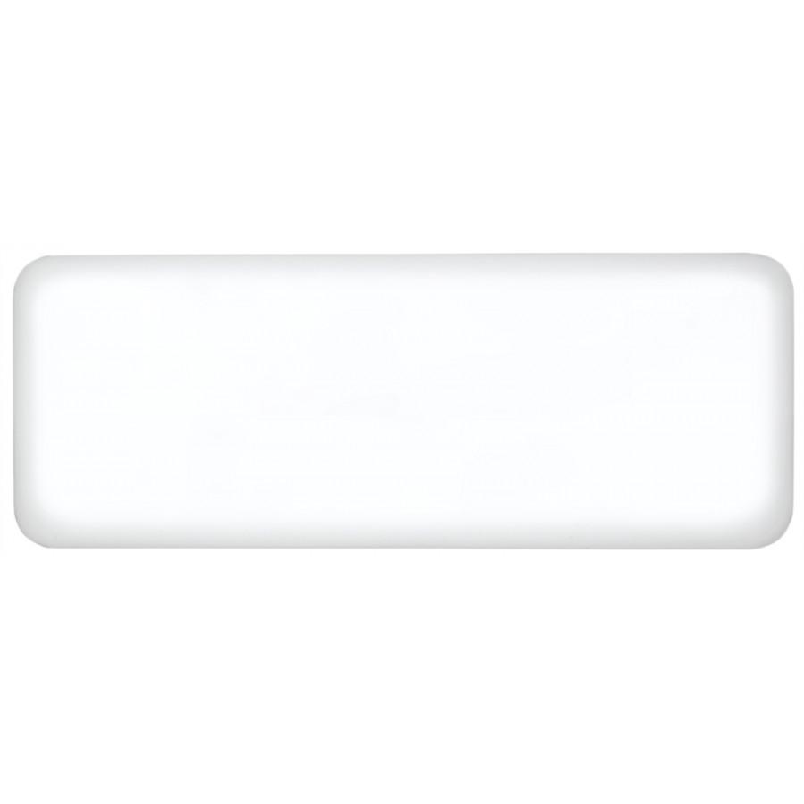 """MILL panelni konvekcijski radiator 1200W bel jeklo IB1200DN - """"Ogravanje s stilom"""". Mill panelni grelnik 1200w bel jeklo Aluminijski grelni element - visoka"""