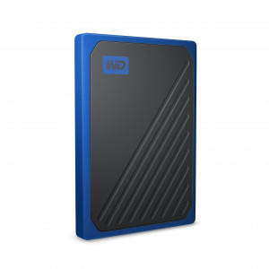 WD 500GB SSD My Passport Go