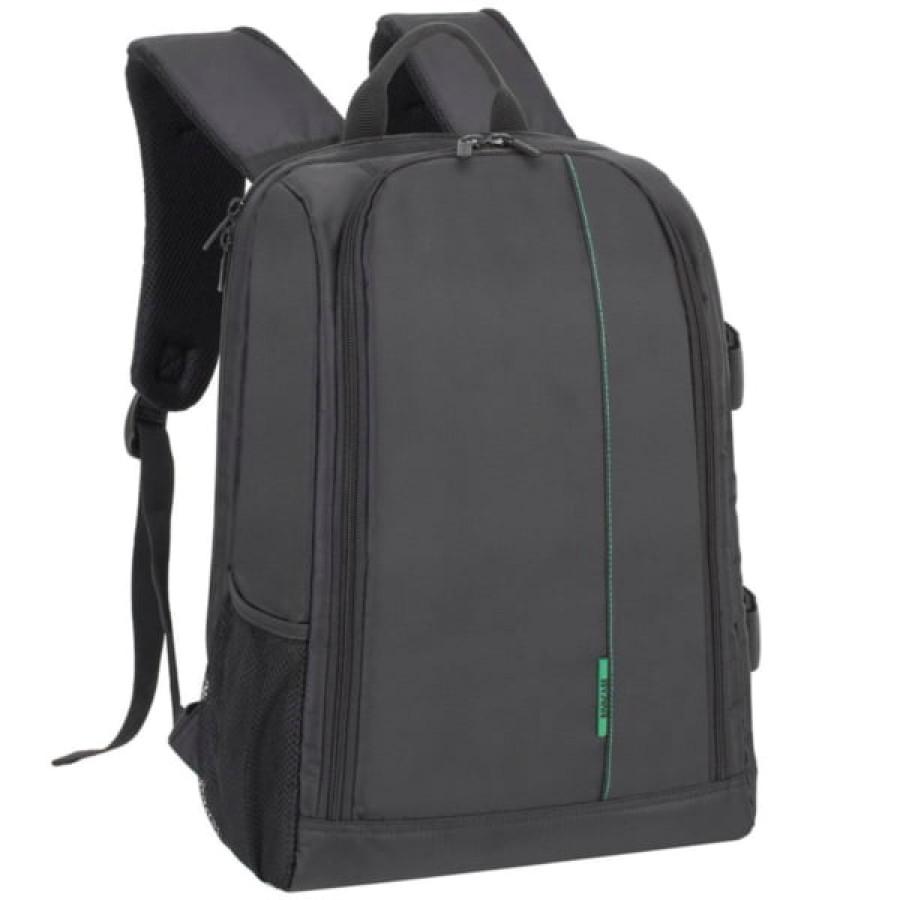 RivaCase nahrbtnik črn SLR 7490 PS - Priznana znamka RivaCase ponuja funkcijsko dovršene in kvalitetne izdelke po odličnih cenah.