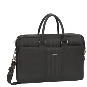 """RivaCase črna torba za prenosnik 15.6"""" 8135 black - Priznana znamka RivaCase ponuja funkcijsko dovršene in kvalitetne izdelke po odličnih"""
