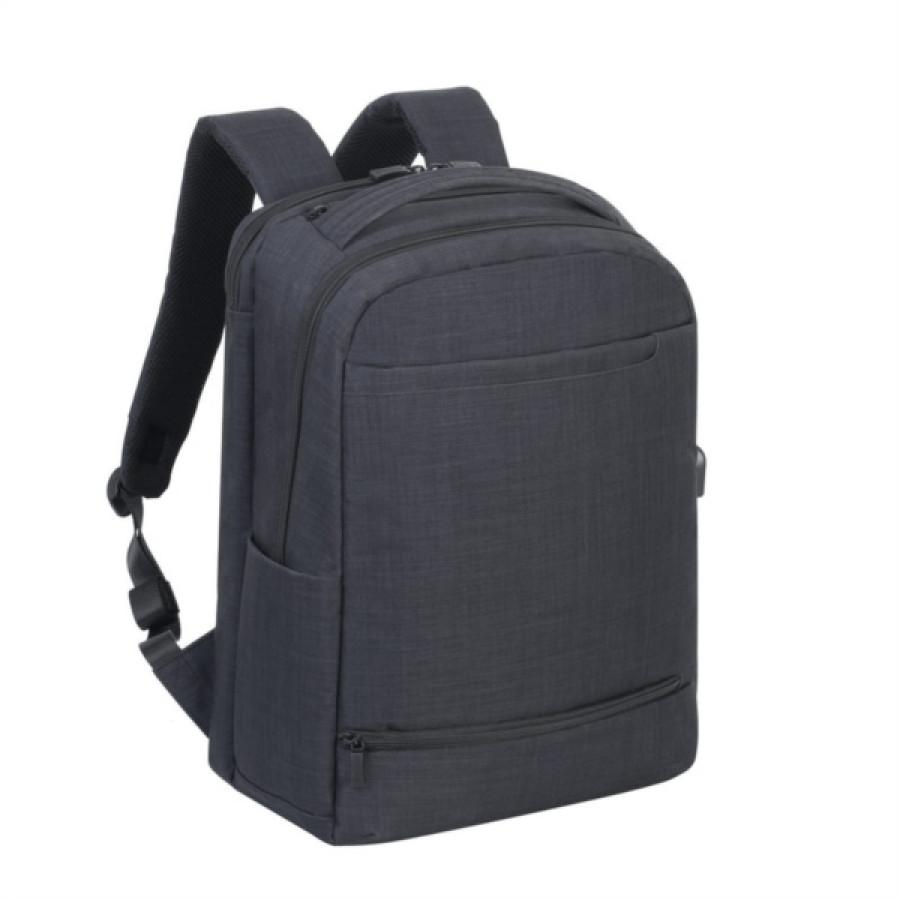 """RivaCase črni nahrbtnik za prenosni računalnik 17.3"""" 8365 - 17.3'' Nahrbtnik za prenosni računalnik. Lastnosti proizvoda: • Nahrbtnik zasnovan za"""
