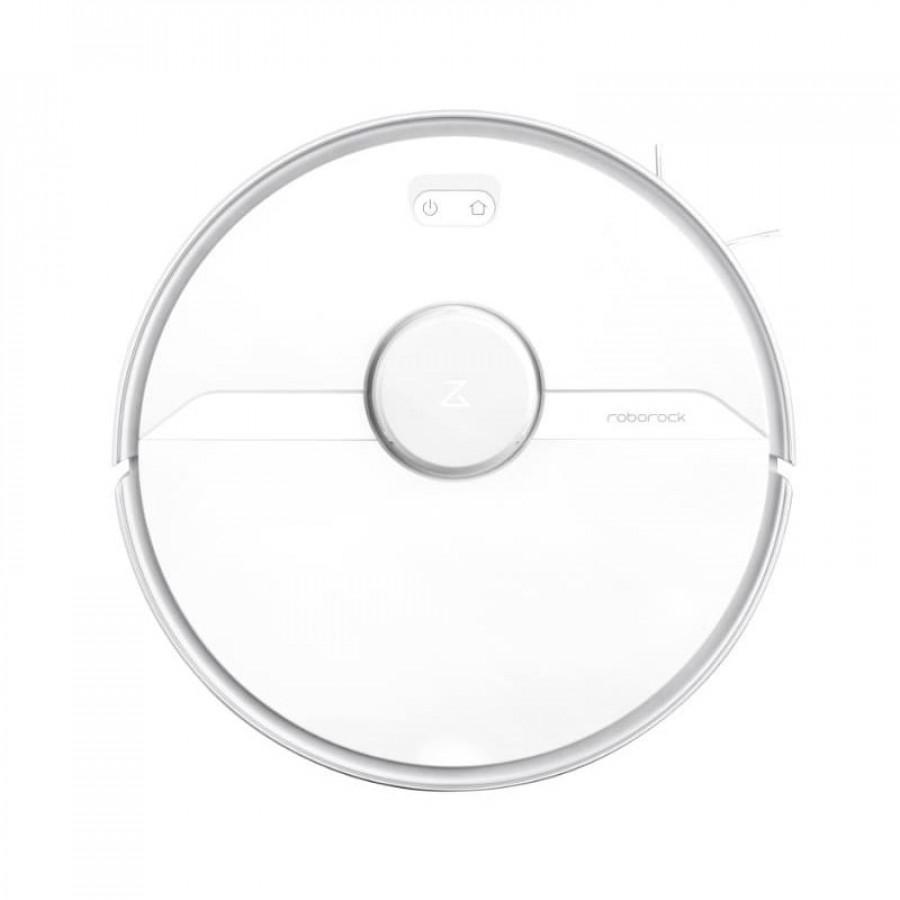 """Roborock S6 Pure robotski sesalnik bel - Roborock S6 Pure z lasersko meritvijo """"skenira"""" vaše stanovanje. Za vsako sobo lahko ustvarite"""