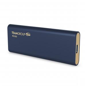 Teamgroup 1TB SSD PD1000 1000/900 MBs USB-C 3.2 Gen2 - PD1000 serija zunanjih SSD diskov z ultra hitrim prenosom podatkov bo navdušila še tako