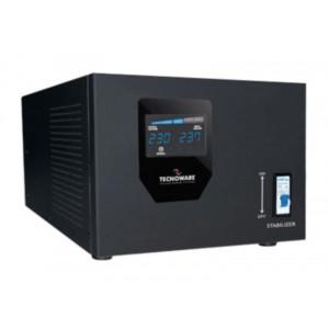 Tecnoware stabilizator napetosti 220V / 1200VA - Tecnoware stabilizatorji napesti vam zagovijo stabilno napetost za občutljive elektronske naprave. Namen