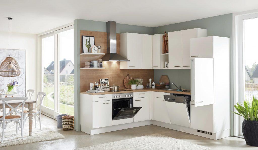Blok in mini kuhinje