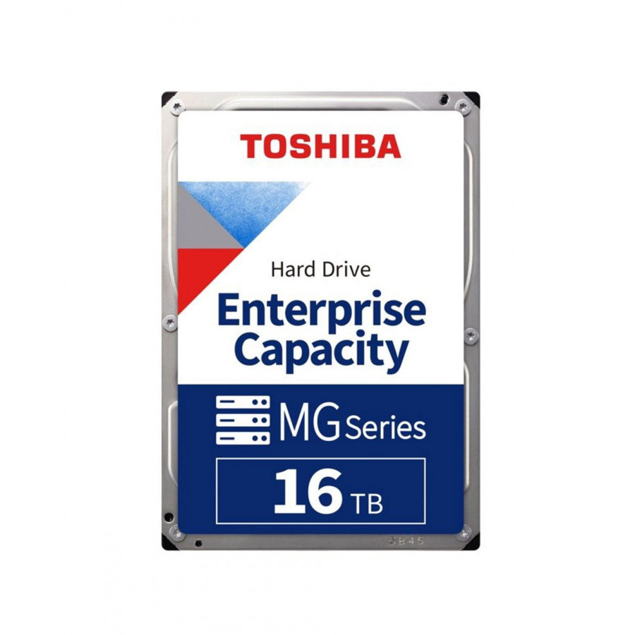 TOSHIBA trdi disk 16TB 7200 SATA 6Gb/s 512MB - velikost: 3