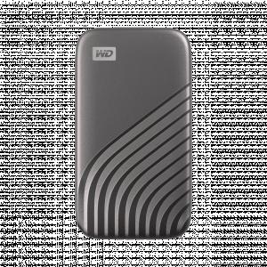 WD My Passport SSD 500GB