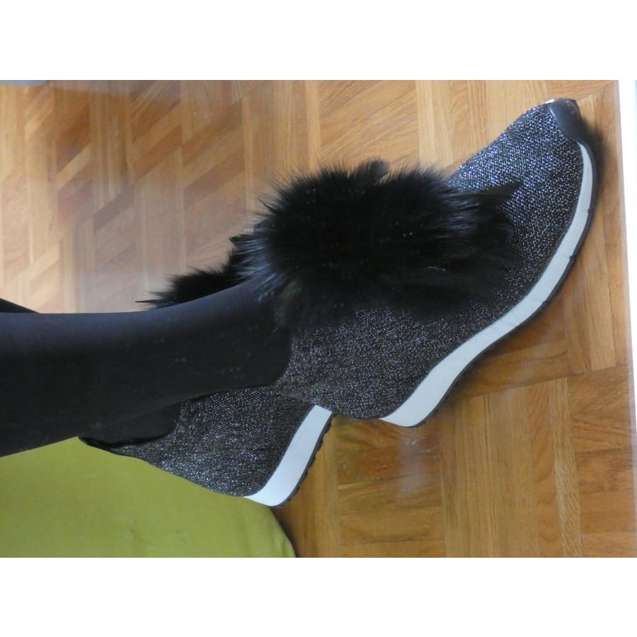 Čevlji Knit
