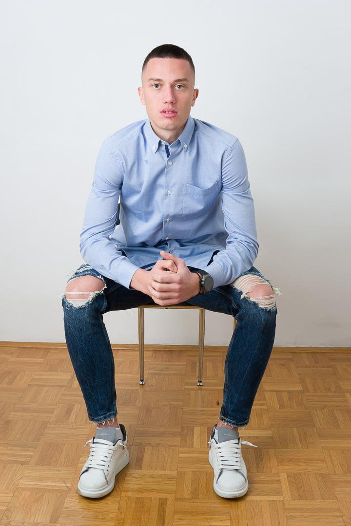Moderne moške srajce