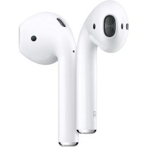 Apple AirPods 2 slušalke s polnilnim ovitkom - Apple slušalke AirPods2 omogočajo neprimerljivo brezžično izkušnjo.Enostavno vzemite