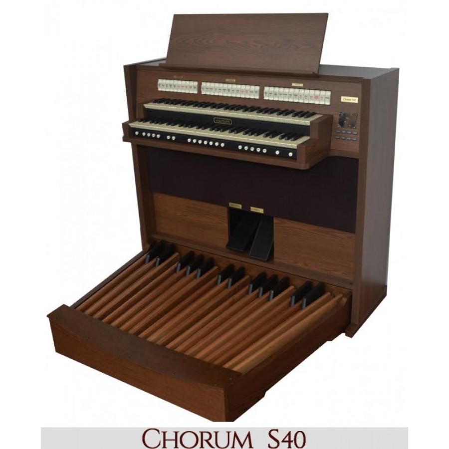 CHORUM S40 digitalna sakralne orgle Viscount - NOVI MODEL