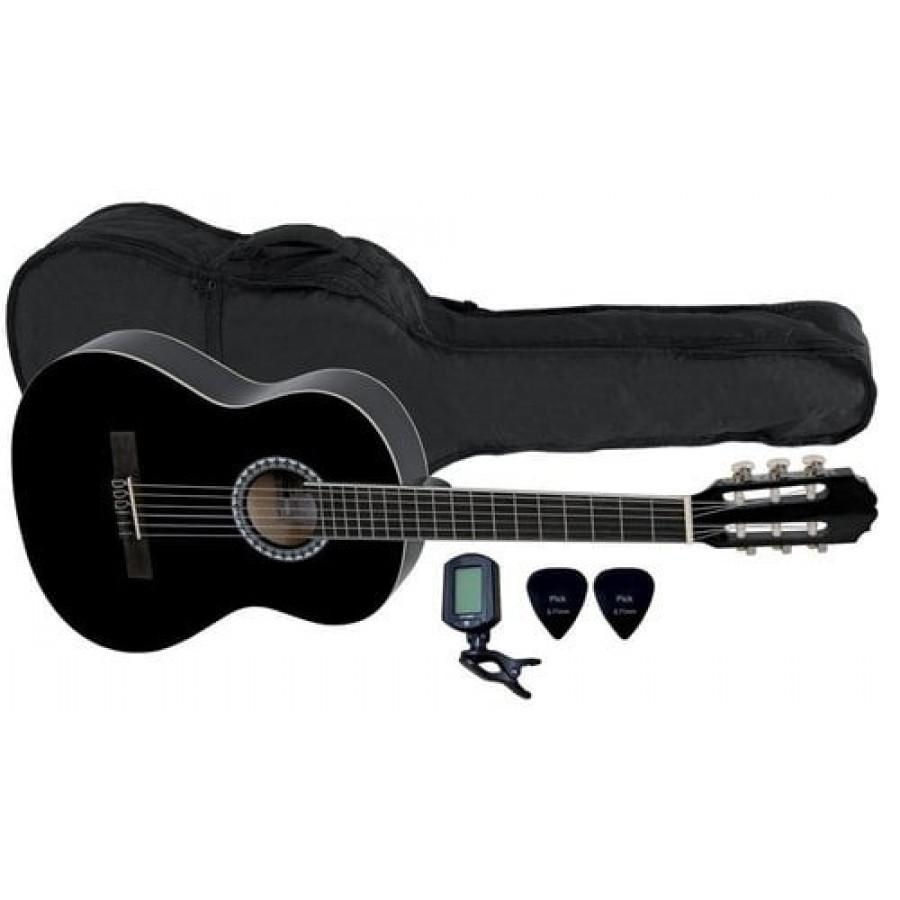 Kitarski set: koncertna kitara 3/4 s torbo