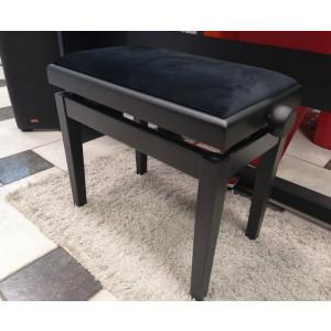 Klavirski stol FLIGHT črni