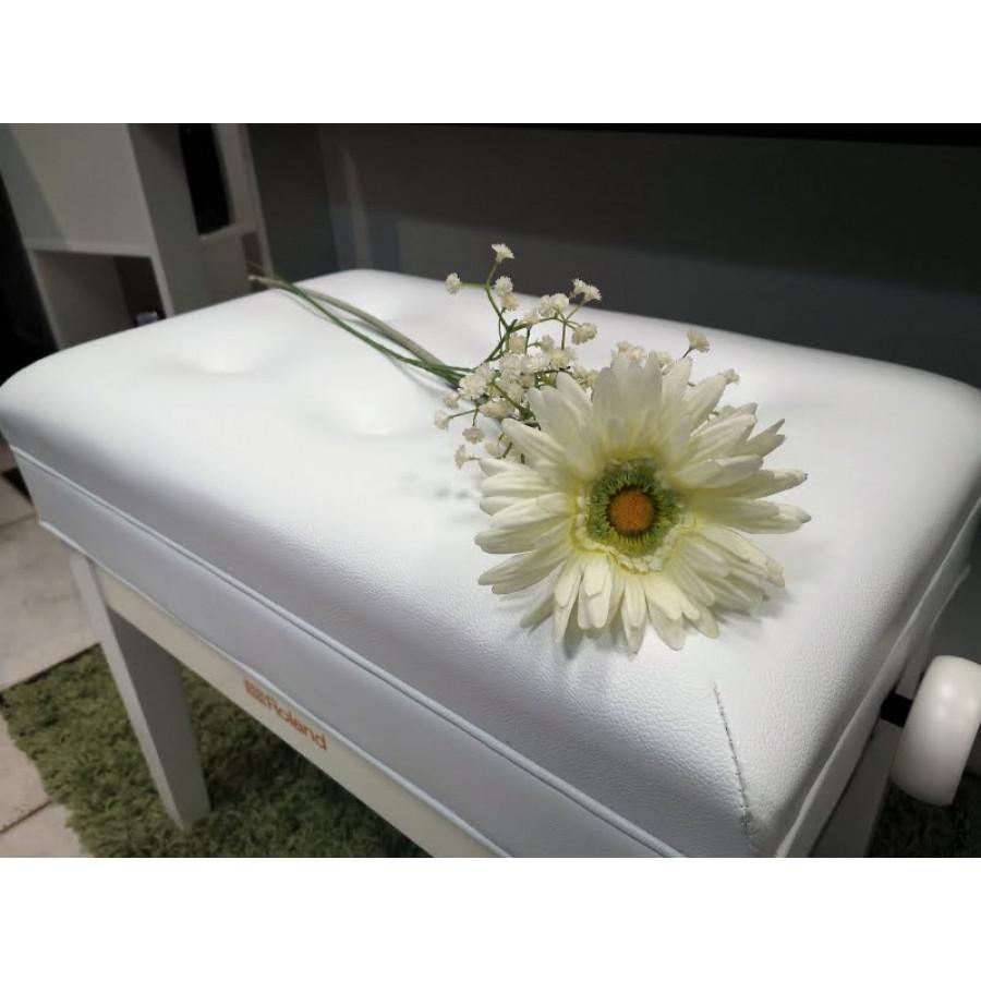 Klavirski stol ROLAND RPB 400 WHITE