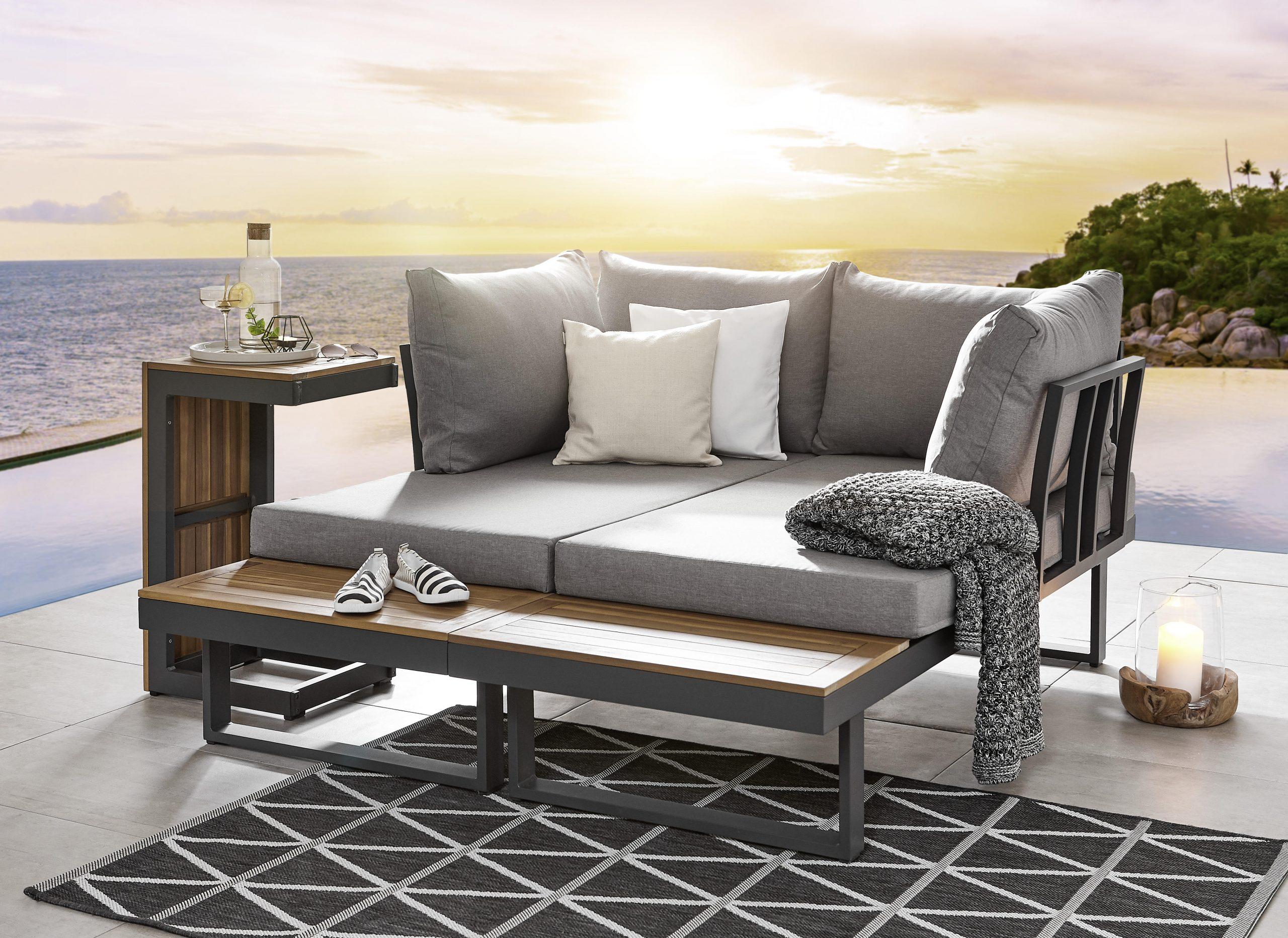 Lounge vrtne garniture - Moderne kakovostne lounge garniture
