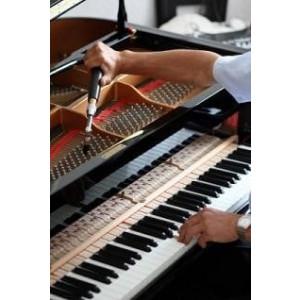 Uglasitev pianina/klavirja