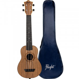 Ukulele Flight sopran TUSL50