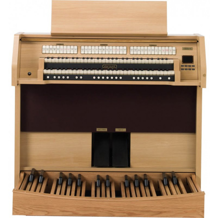 VISCOUNT CHORUM 40 digitalne sakralne orgle