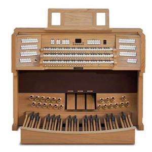 Viscount UNICO 400 - digitalne sakralne orgle