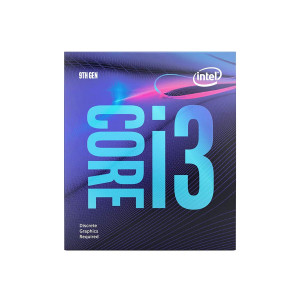 Intel Core i3 9100F BOX procesor
