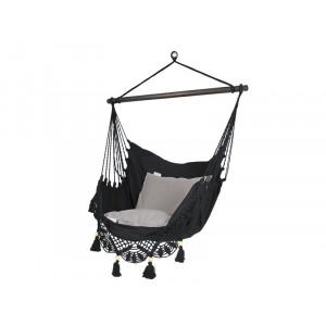 Comfort viseči stol s čipko Koala - Black