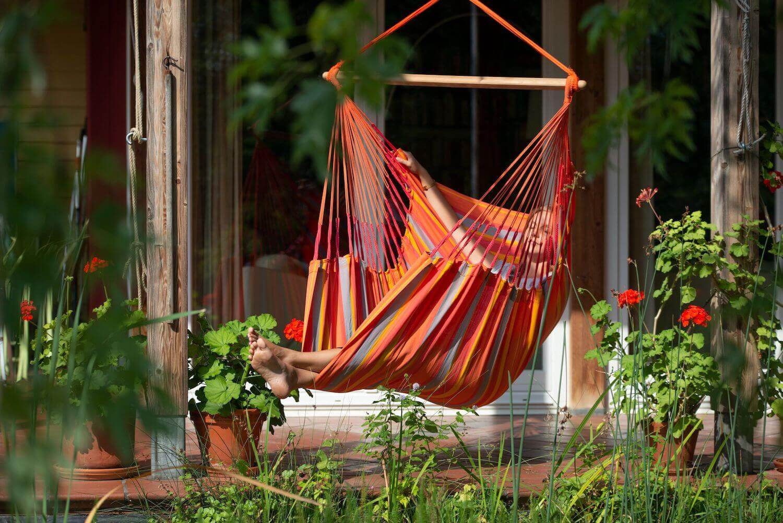 Comfort zunanji viseči stol DOMINGO Toucan