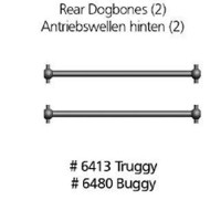 DOGBONE/100 mm/DF-6413 -