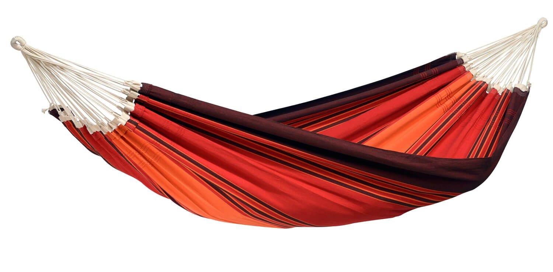 Družinska viseča mreža PARADISO Terracotta