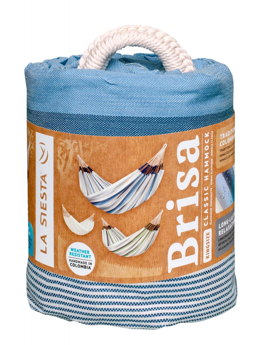 Družinska zunanja viseča mreža BRISA Sea Salt