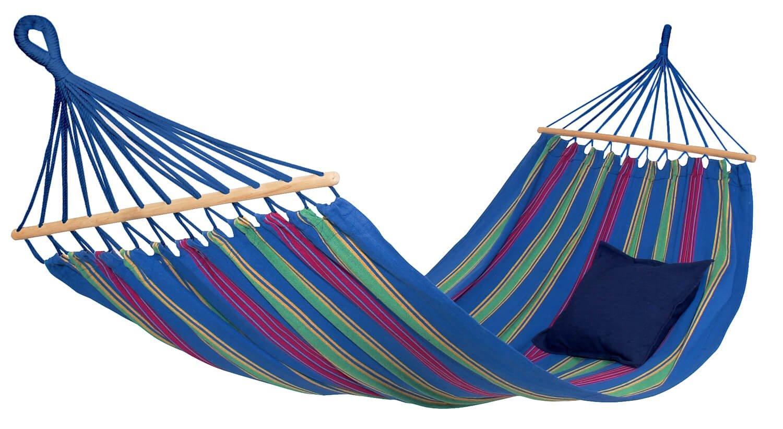 Dvojna zunanja viseča mreža s palicami ARUBA Juniper