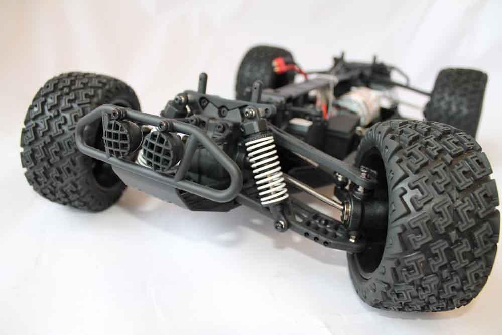 FUN FIGHTER-RTR-4WD-DF RC TOVORNJAK