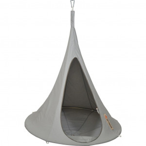 Otroški viseči šotor CACOON BEBO Light Grey
